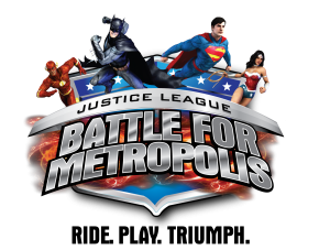 Justice League Battle for Metropolis_logo