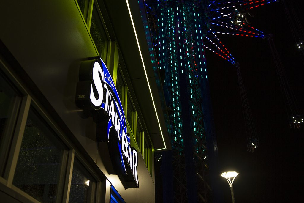 Star Bar Sign