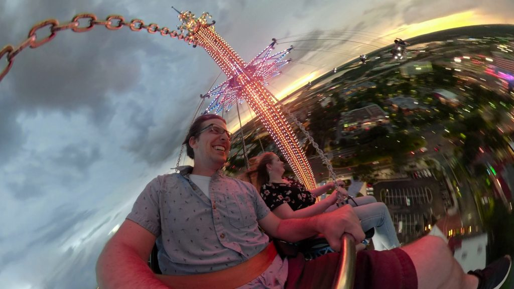 Star Flyer On-Ride Photo