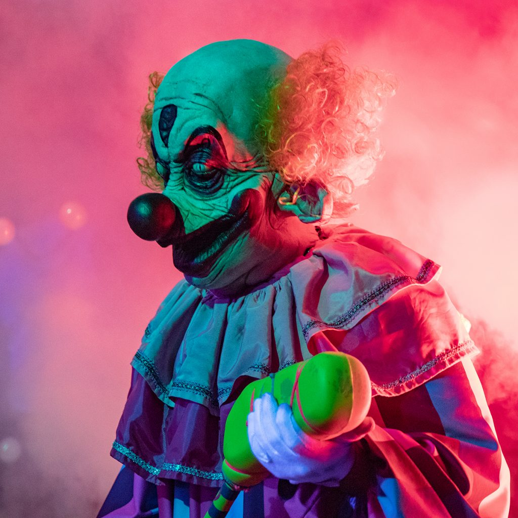 Killer Klowns from Outer Space Scarezone