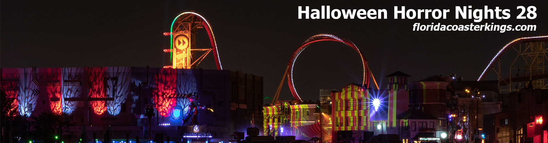 Halloween Horror Nights 28 Review