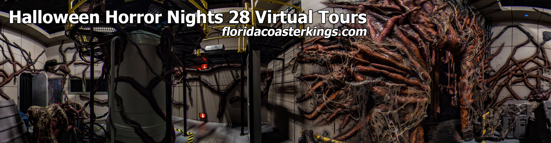 HHN 28 Virtual Tours