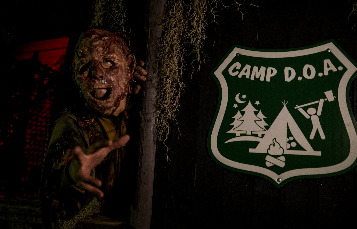 Camp DOA at Howl-o-Scream