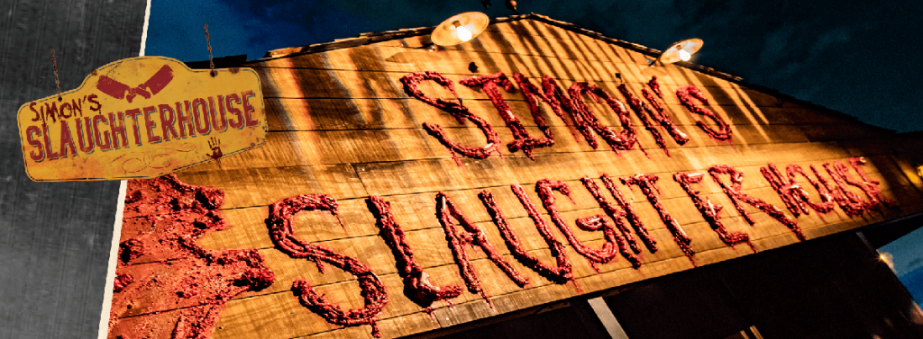 Simon's Slaughterhouse Returns to Howl-o-Scream 2019