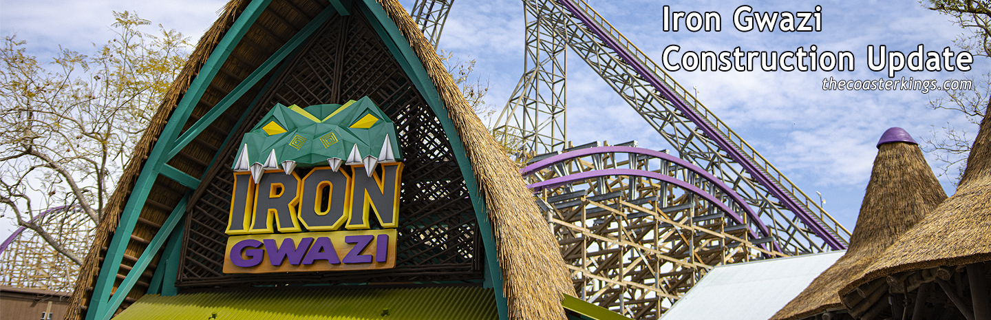 Iron Gwazi March Update